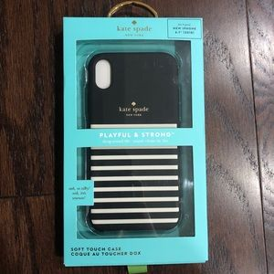 Kate Spade iPhone XR case, New!